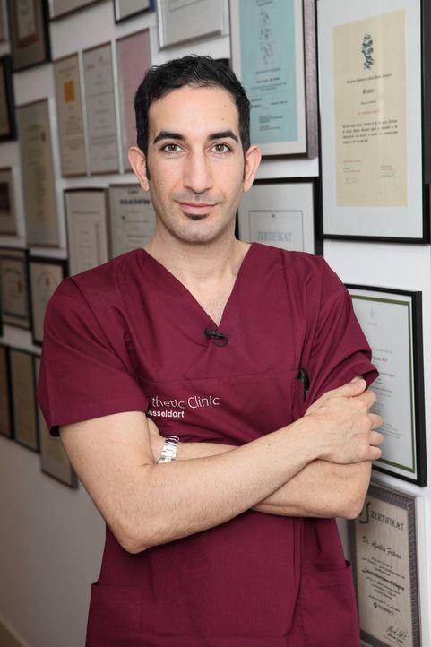 Beauty Docs: Doktor Fatemi im Porträt