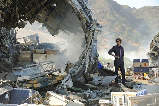 Criminal Minds - Muss in einem neuen Fall, der mit einem Flugzeugabsturz zu t...