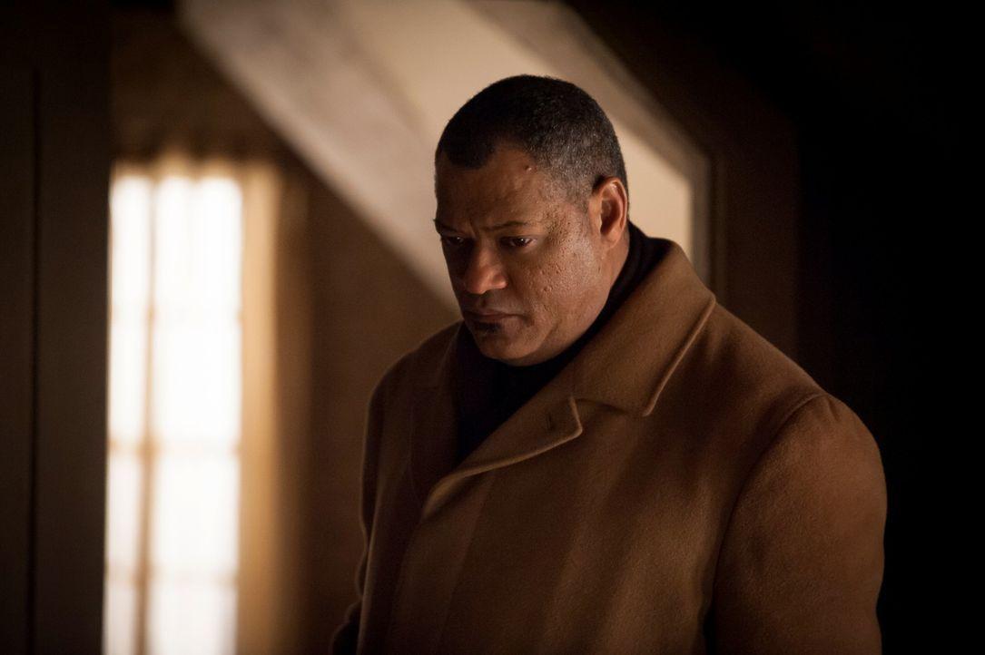 Wieder treibt ein brutaler Mörder sein Unwesen und Jack Crawford (Laurence Fishburne) will alles dafür tun, diesen zu fassen ... - Bildquelle: Brooke Palmer 2013 NBCUniversal Media, LLC