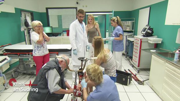 Klinik Am Südring - Klinik Am Südring - Mit Der Brechstange