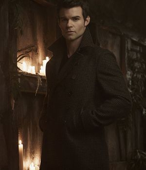 Elijah ist der ruhigste der Ur-Vampire