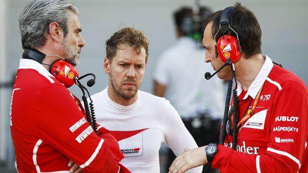 Die Ausraster von Sebastian Vettel - Bildquelle: imago/HochZwei