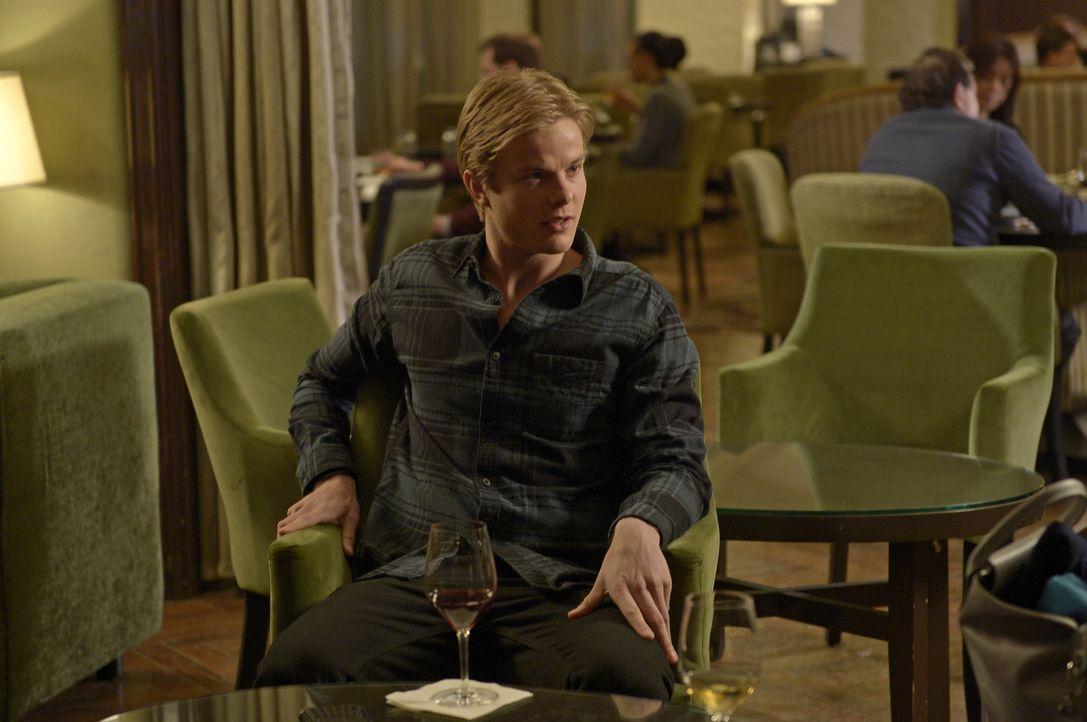 Steht Shelby in ihrer schweren Zeit zur Seite: Caleb (Graham Rogers) ... - Bildquelle: Philippe Bosse 2015 ABC Studios