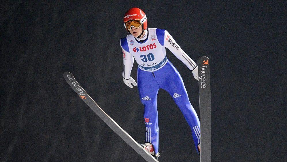 Mit Platz fünf gelang Siegel sein bestes Weltcupergebnis - Bildquelle: PIXATHLONPIXATHLONSID