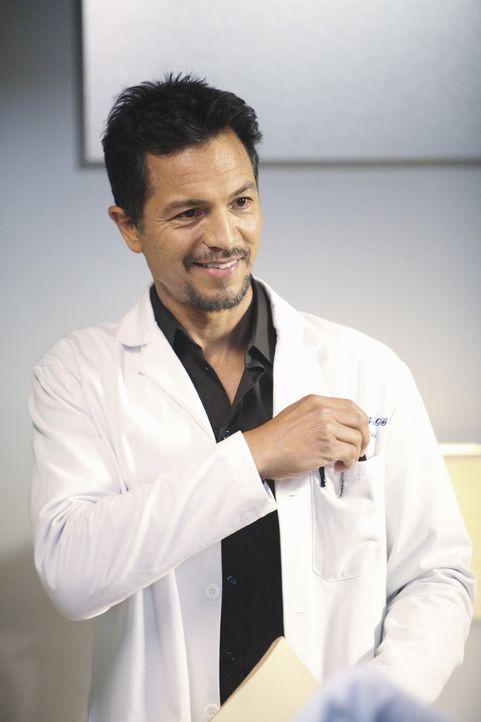 Kann Fruchtbarkeitsexperte Jake Reilly (Benjamin Bratt) Addisons Babywunsch erfüllen? - Bildquelle: ABC Studios