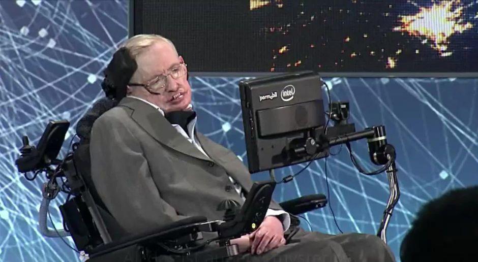 Stephen Hawking Mysterium Um Seinen Todestag