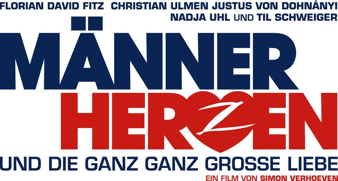 MÄNNERHERZEN... UND DIE GANZ GANZ GROSSE LIEBE - Logo - Bildquelle: Warner Bros.