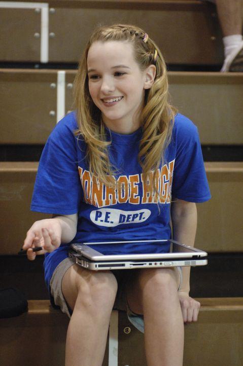 Von heute auf morgen steht Jamies (Kay Panabaker) Leben plötzlich auf dem Kopf: Eigentlich ist sie ein ganz normaler Teenager, bis sie versehentlic... - Bildquelle: Buena Vista International Television