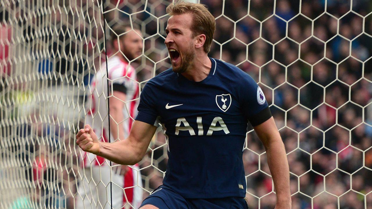Tottenham Hotspur: Mit Harry Kane zum ersten Premier-League-Titel? - Bildquelle: imago/PRiME Media Images