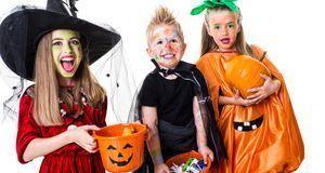 Halloween-Streiche sind nichts für Sie? Dann sollten Sie genügend Süßigkeiten...