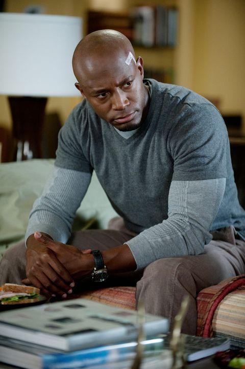 Macht sich große Sorgen um seine Schwester Corinne: Sam (Taye Diggs) ... - Bildquelle: ABC Studios