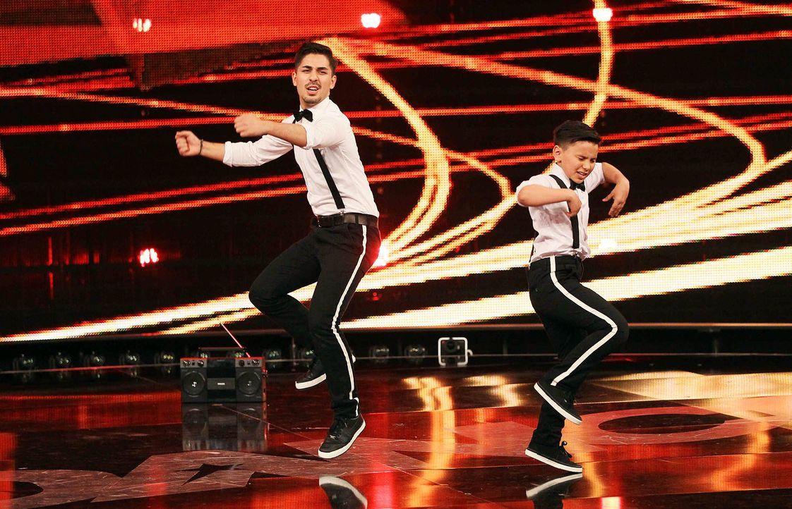 Got-To-Dance-Mini-Me-02-SAT1-ProSieben-Guido-Engels - Bildquelle: SAT.1/ProSieben/Guido Engels