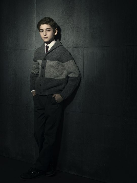 Bruce Wayne (David Mazouz) - Bildquelle: Warner Bros. Entertainment, Inc.