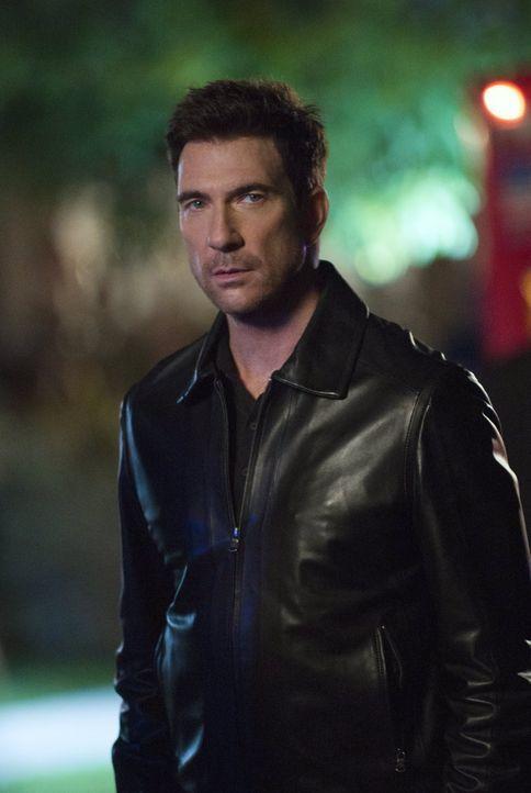 Während Jack (Dylan McDermott) in einem neuen Fall ermittelt, geht Ray weiter seinen Plänen gegen Beth nach ... - Bildquelle: Warner Bros. Entertainment, Inc.
