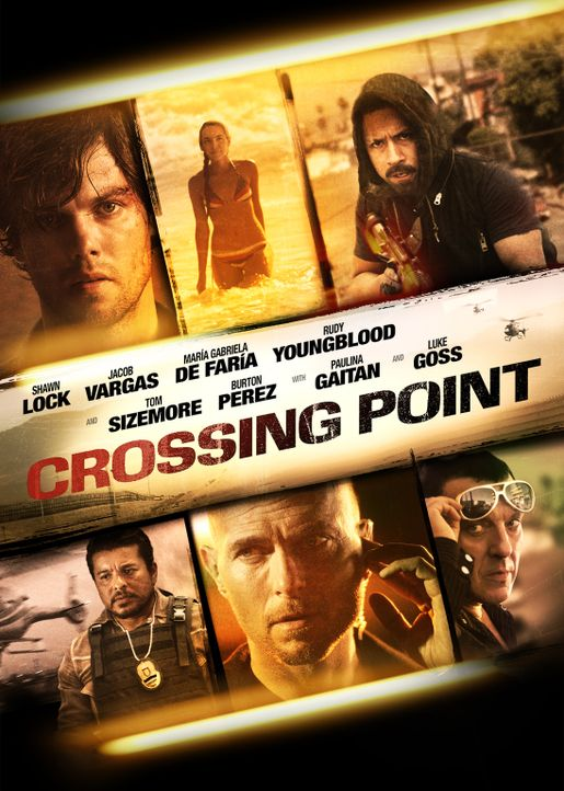 Crossing Point - Artwork - Bildquelle: 2015 Conflict Pictures, LLC. All rights reserved.