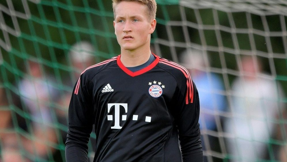 Torwart Hoffmann erhält Profivertrag bei Bayern München - Bildquelle: PIXATHLONPIXATHLONSID