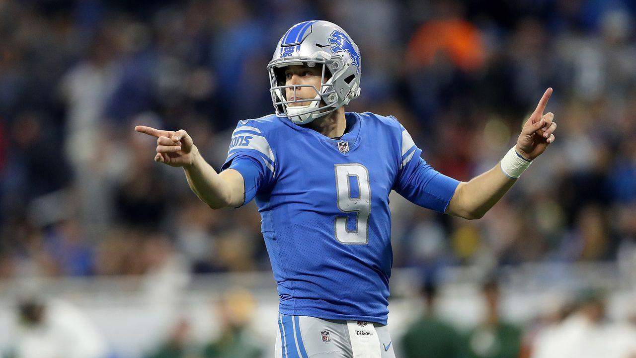 Platz 16: Detroit Lions - Bildquelle: 2017 Getty Images