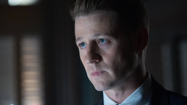 Jim Gordon (Ben McKenzie) will Theo Galavans Pläne schnellstmöglich vereiteln...