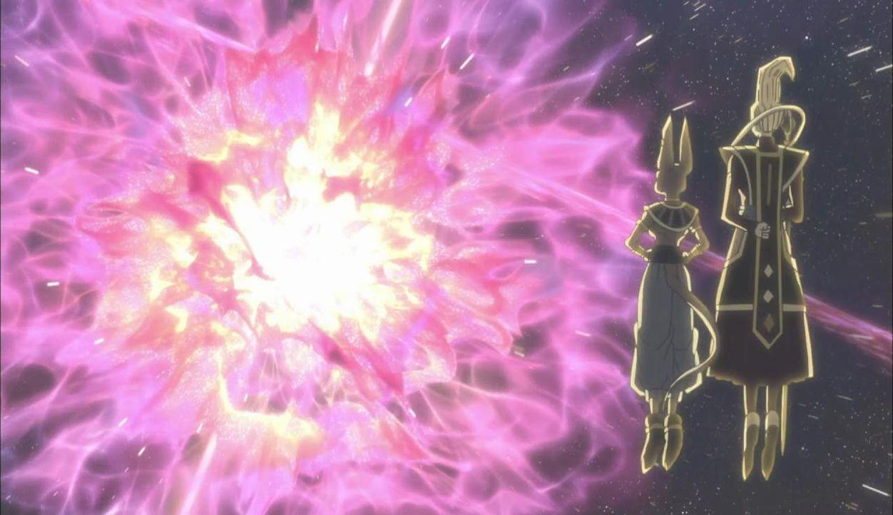 Und wieder hat Beerus, der Gott der Zerstörung, seinem Namen alle Ehre gemacht - Bildquelle: BIRD STUDIO/SHUEISHA, TOEI ANIMATION