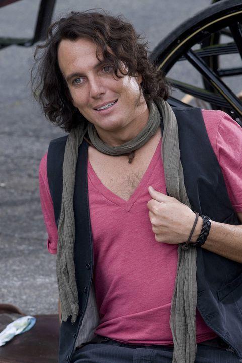 Wirbt um die Gunst von Beth: der vollkommen überdrehte Aktmaler Antonio (Will Arnett) ... - Bildquelle: Myles Aronowitz Touchstone Pictures.  All Rights Reserved