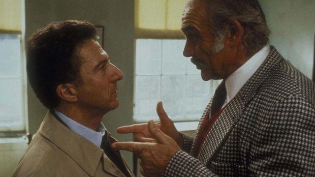 Family Business - Jessie (Sean Connery, r.) will seinen seriös gewordenen Soh...