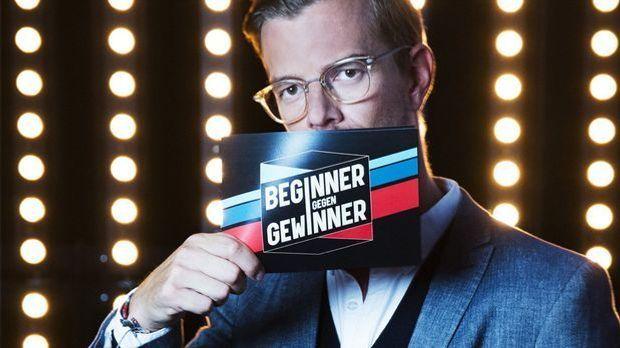 """Joko Winterscheidt begrüßt Topstars in seiner neuen Show """"Beginner gegen Gewi..."""