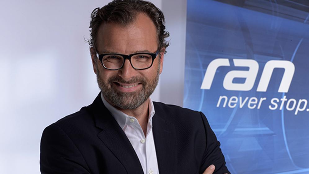 Alexander Rösner ist ran-Sportchef - Bildquelle: SAT.1 / Martin Saumweber
