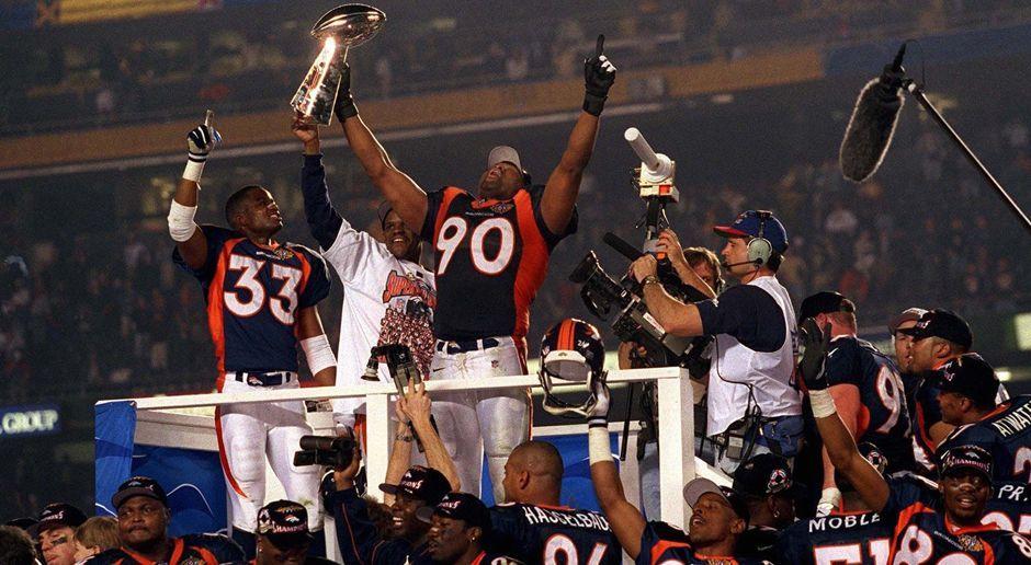 Saison 1997: Denver Broncos - Bildquelle: Getty Images