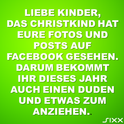 Visual Statements: Facebook - Bildquelle: sixx