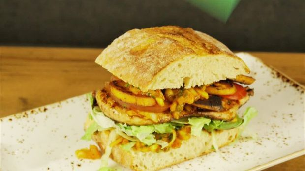 Jamaica Burger
