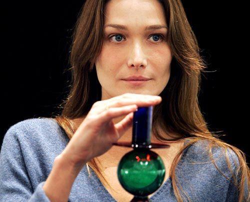 Bildergalerie Carla Bruni | Frühstücksfernsehen | Ratgeber & Magazine - Bildquelle: AFP
