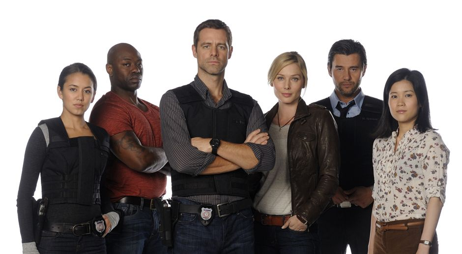 "Das Team der ""Psych Crimes Unit"""
