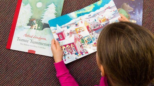 Weihnachtsgeschichten für Kinder_dpa