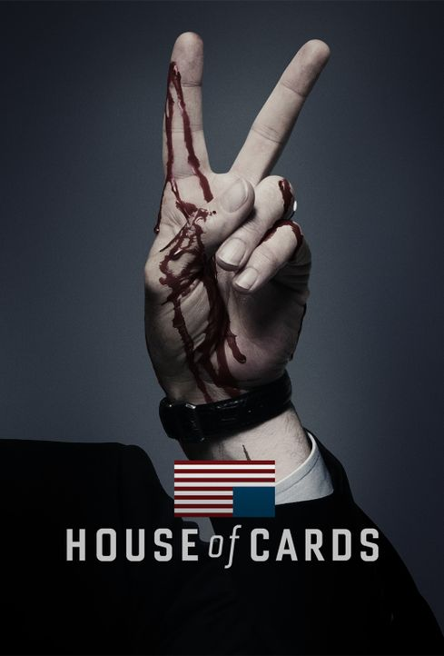 "(1. Staffel) - ""House of Cards"" - Artwork - Bildquelle: 2013 MRC II Distribution Company L.P. All Rights Reserved."