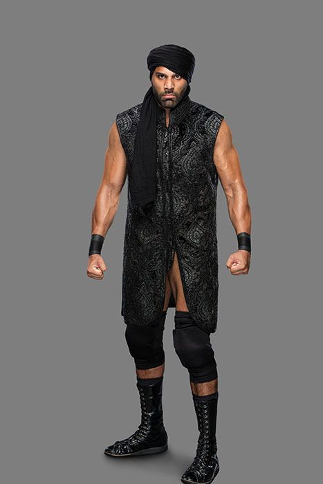 Jinder_08152016ca_030 - Bildquelle: 2016 WWE, Inc. All Rights Reserved.