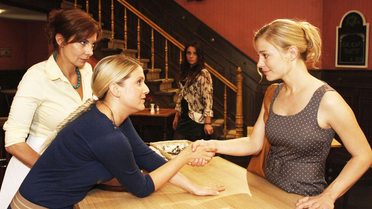 Anna-und-die-Liebe-Folge-762-03-Sat1-Noreen-Flynn - Bildquelle: SAT.1/Noreen Flynn