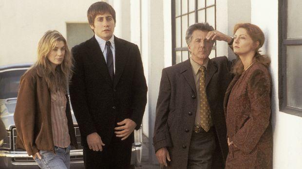 Nach dem Tod seiner Verlobten Diana bleibt Joe (Jake Gyllenhaal, 2.v.l.) zunä...
