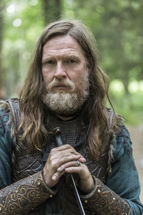 Macht sich mit Ragnar und seinen Männern auf nach England, für einen neuen Beutezug: König Horik (Donal Logue) ... - Bildquelle: 2014 TM TELEVISION PRODUCTIONS LIMITED/T5 VIKINGS PRODUCTIONS INC. ALL RIGHTS RESERVED.