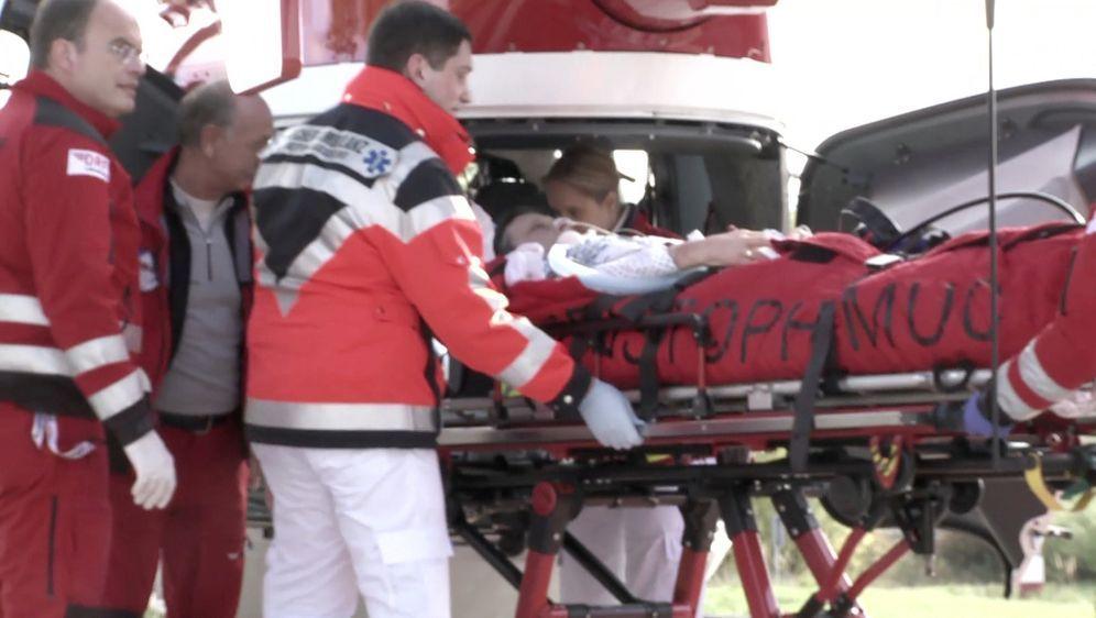 Erlebnisreportage Rettungspilot