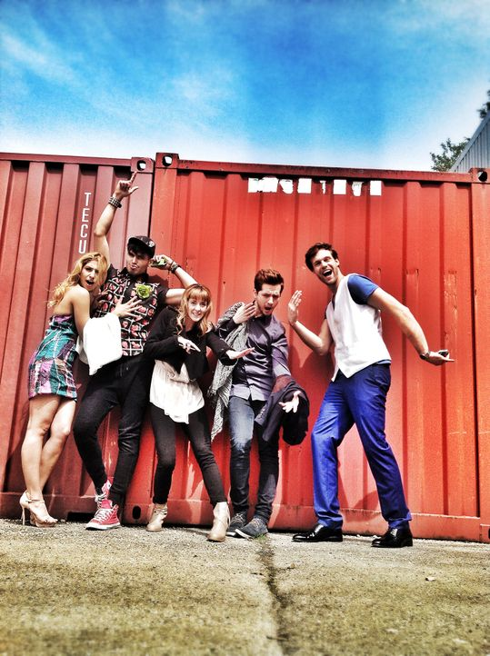 Fashion-Hero-Epi01-Backstage-Rayan-Odyll-05 - Bildquelle: Rayan Odyll