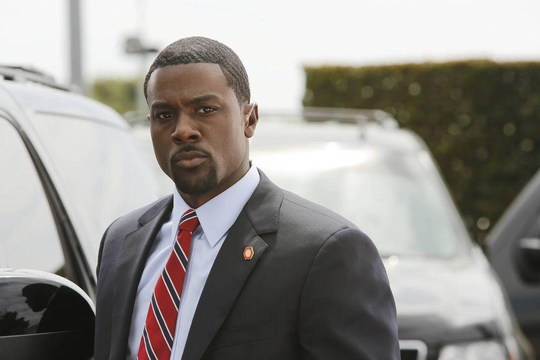 Versucht alles, um die Kinder und Jugendlichen zu retten: Secret Service-Agent Marcus Finley (Lance Gross) ... - Bildquelle: 2013-2014 NBC Universal Media, LLC. All rights reserved.