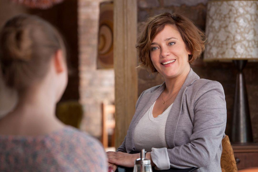 Britta (Muriel Baumeister) hat es nicht leicht: Sie ist eine arbeitslose und alleinerziehende Mutter von einem kleinen Sohn und einer pubertierenden... - Bildquelle: Conny Klein SAT.1