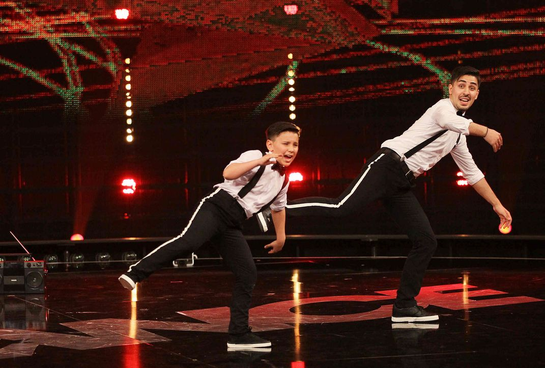 Got-To-Dance-Mini-Me-03-SAT1-ProSieben-Guido-Engels - Bildquelle: SAT.1/ProSieben/Guido Engels
