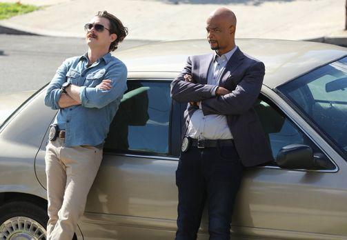 Ein neuer Mordfall wartet auf Riggs (Clayne Crawford, l.) und Murtaugh (Damon...