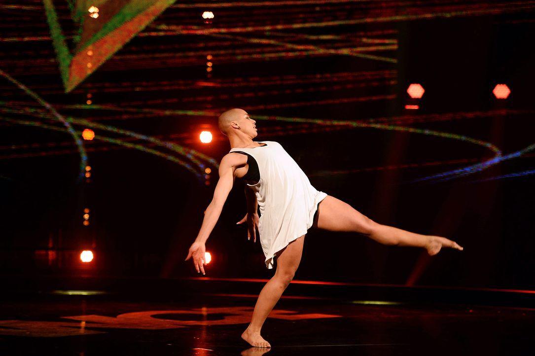 Got-To-Dance-Sarah-04-SAT1-ProSieben-Willi-Weber - Bildquelle: SAT.1/ProSieben/Willi Weber