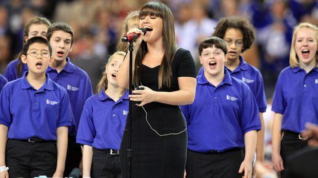 Kelly Clarkson - Bildquelle: 2012 Getty Images