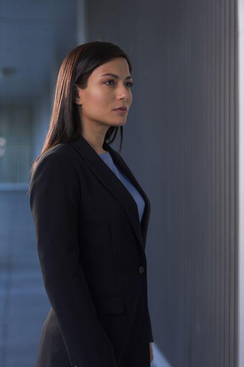 Auf der Suche nach der Wahrheit: Jane Fulbar (Marisol Nichols) ... - Bildquelle: TM &   2006 CBS Studios Inc. All Rights Reserved.