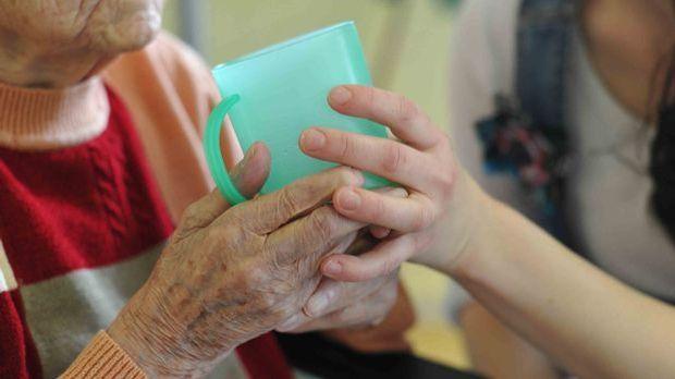 Pflegekräfte sind in Deutschland extrem gefragt