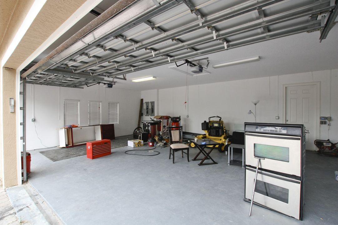 Garagenträume sollen wahr werden ... - Bildquelle: 2012, DIY Network/Scripps Networks, LLC.  All Rights Reserved