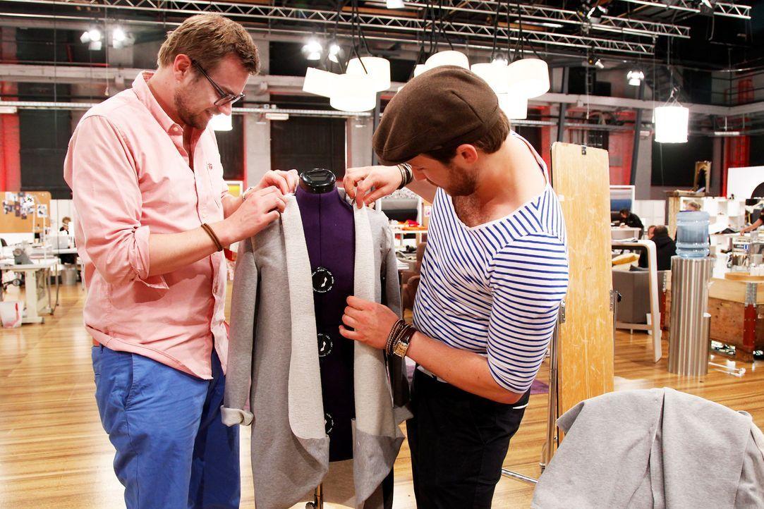 Fashion-Hero-Epi03-Atelier-76-Pro7-Richard-Huebner - Bildquelle: Richard Huebner